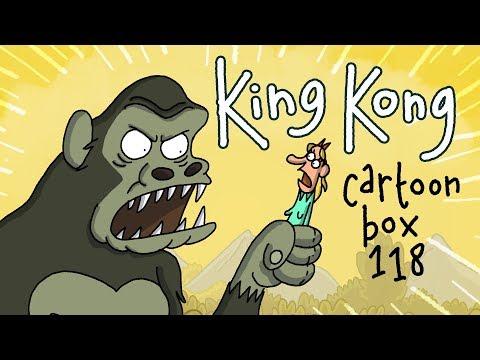 "King Kong cartoon - ""The King Kong Diamond"" - 1966Kaynak: YouTube · Süre: 6 dakika12 saniye"