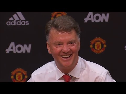 Man Utd 1-0 Tottenham - Louis van Gaal Post Match Presser - Sings Beatles Song & De Gea's Future