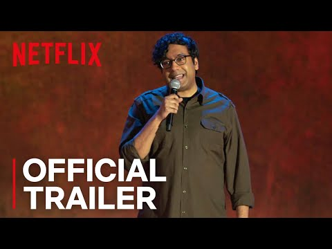Hari Kondabolu: Warn Your Relatives | Official Trailer [HD] | Netflix