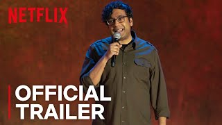 Hari Kondabolu: Warn Your Relatives | Official Trailer [HD] | Netflix