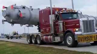 Экстримальные грузоперевозки   Big Trucks in the world(виды экстремальной грузоперевозки по всему миру Extreme Trucking - Big Trucks in the world спортивные приколы, avto prikol, транс..., 2013-11-03T22:34:16.000Z)