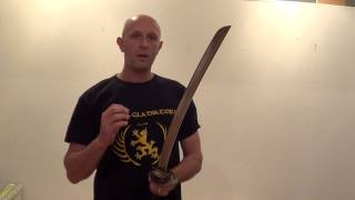 Katana vs. other swords - Part 3, the Katana is just a sword!