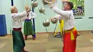 В Украине набирает популярность гиревой спорт / Kettlebell sport in Ukraine