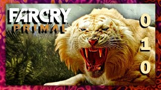 Far Cry Primal Прохождение На Русском #010 — ОПАСНЫЕ КОШКИ