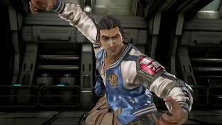 Download Video Lei Wulong Sequence Selection Animations - Intro and Winning Poses (Tekken 7) MP3 3GP MP4