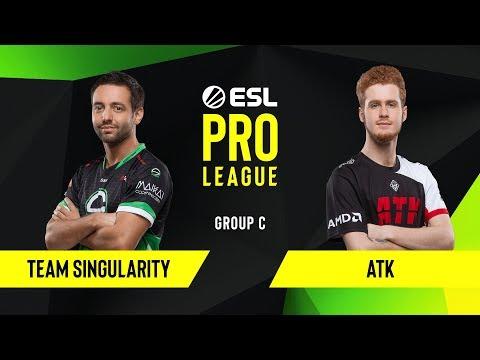 Singularity vs ATK vod