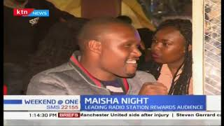 Radio Maisha rewards and entertains its audience at Club Image in Thika