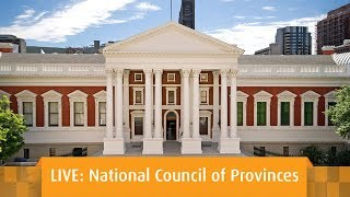 Plenary, National Council of Provinces, 14 August 2018 thumbnail