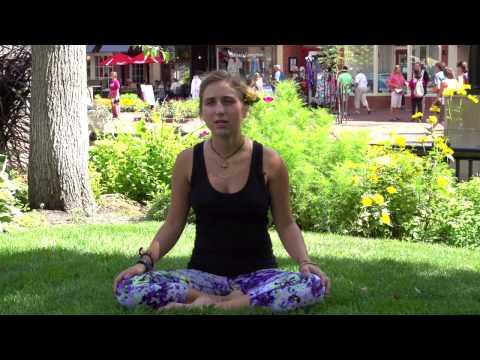 Naropa University Yoga Program with Brittney Orrico