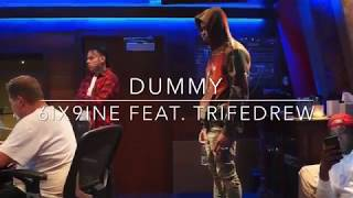 DUMMY- 6IX9INE feat. Trifedrew (lyric video)