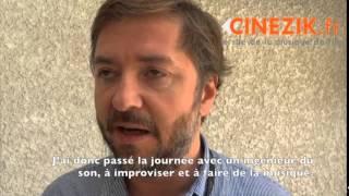 Interview Atli Örvarsson pour BELIERS / HRÚTAR (Grímur Hákonarson)