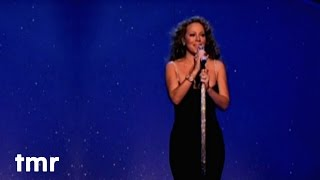 Mariah Carey - I Want To Know What Love Is (Live from The Pearl Theatre)