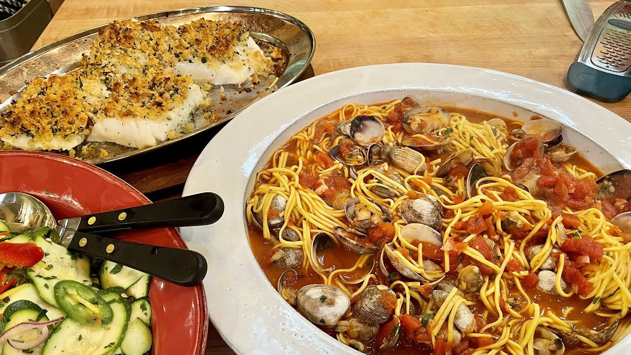 How to Make Baked Fish with Bay and Breadcrumbs | Rachael Ray