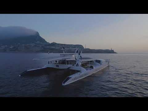 The first hydrogen vessel - Gibraltar webTV