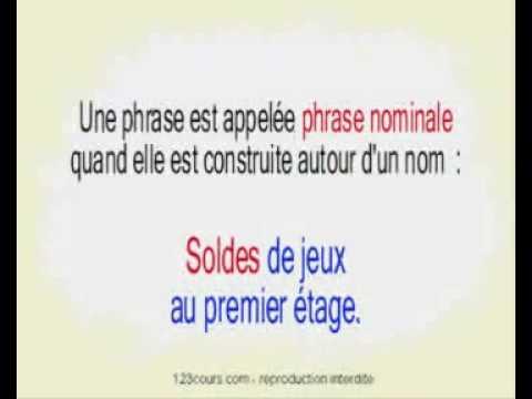 Cours gratuit de français, exercices de français grammaire, conjugaison, ortogrmphe, classe de ...