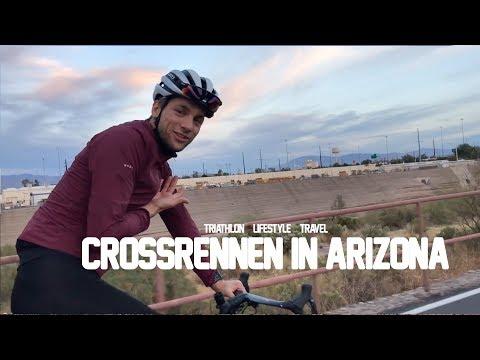 Crossrennen in Arizona & Speedo car wash