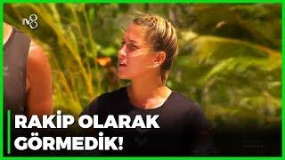 Seda'dan Melisa İçin Şok Sözler - Survivor 45. Bölüm