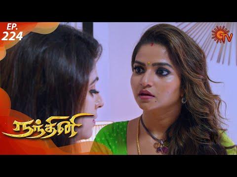 Nandhini - நந்தினி   Episode 224   Sun TV Serial   Super Hit Tamil Serial