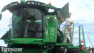 The New John Deere S Series Combine  JD S690