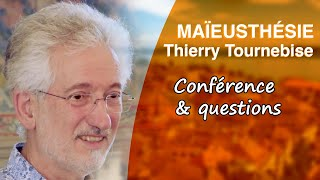 Thierry Tournebise «Psychologie de la pertinence - conférence et questions»  Partie 1/2