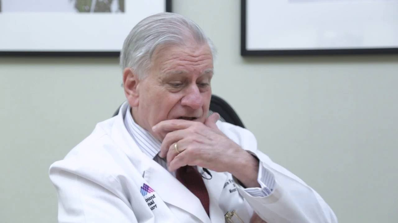 Dr. Valentin Fuster On The Future Of Cardiology