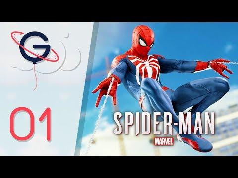 SPIDER-MAN PS4 FR #1 : Bienvenue à New York !