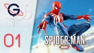 SPIDER-MAN PS4 FR #1 : Bienvenue à New York !