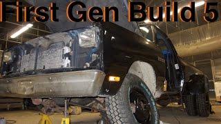 Video First Gen Dodge Cummins Build: Part 5 (Exhaust, Tint & Exhaust) download MP3, 3GP, MP4, WEBM, AVI, FLV Juli 2018