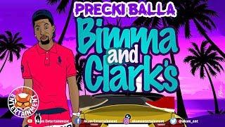 Precki Balla - Bimma And Clark's - August 2019