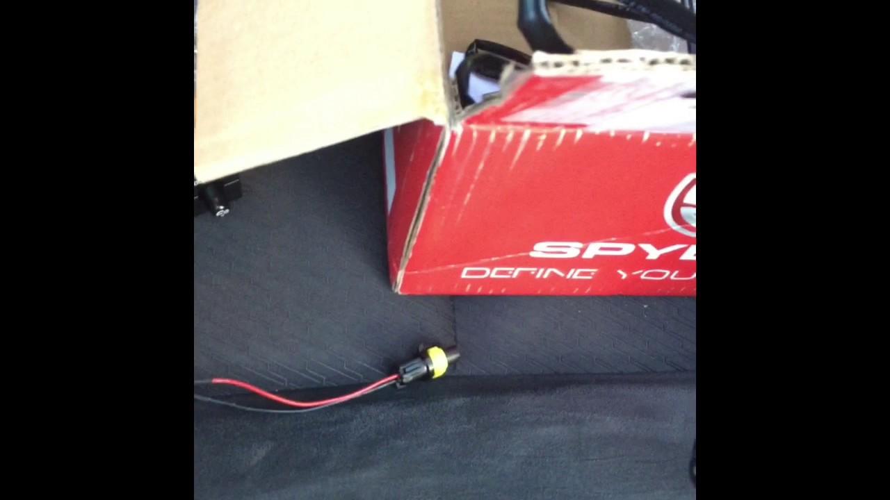 2007 2013 gmc sierra fog light ebay kit with harness opening box not a installation [ 1280 x 720 Pixel ]