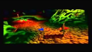 Donkey Kong 64 [N64] Walkthrough 100% Part 30 - Fungi Forest Lanky Kong thumbnail