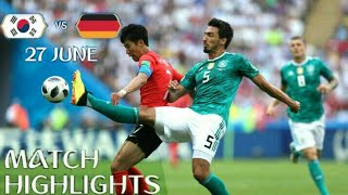 South Korea Vs Germany - 2018 FIFA World Cup Russia™ - MATCH 43