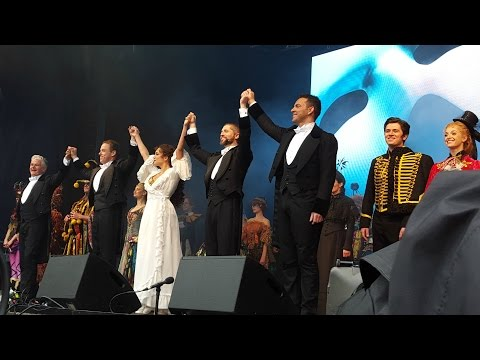 The Phantom of the Opera - West End LIVE 2016