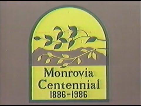 1986 Monrovia Day Centennial Parade