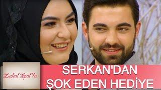 Zuhal Topal'la 112. Bölüm (HD) | Serkan'ın Hediyesi Hanife'yi Şok Etti!