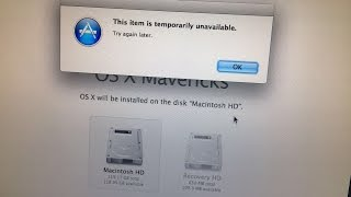How to Re-Install OS X with Internet Recovery on a Mac