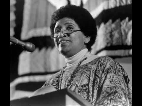 Audre Lorde Interview 1982