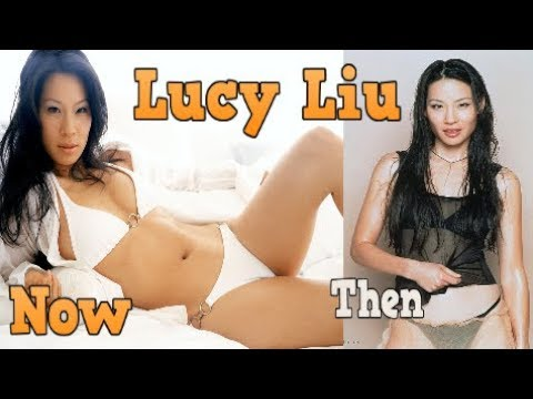 Lucy Liu  ♕ Transformation From 18 To 49 Years OLD