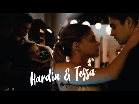 ►Hardin + Tessa | Be Alright
