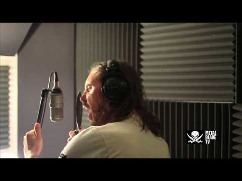 "As I Lay Dying ""The Powerless Rise"" Studio Clip #1"