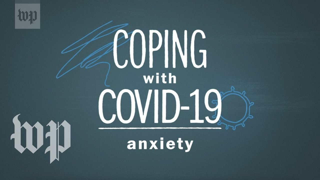 5 ways to deal with Coronavirus induced anxiety