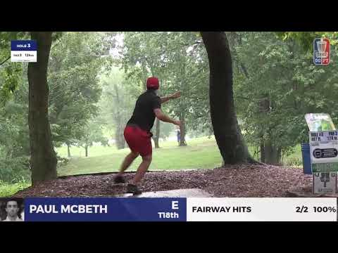 Idlewild Open powered by Innova and The Nati Disc Golf SmashCutt - Round 1