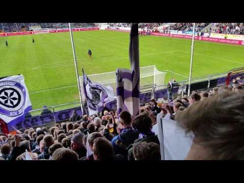 Vfl Osnabrück Hymne live  Osnabrück vs Münster 3:0