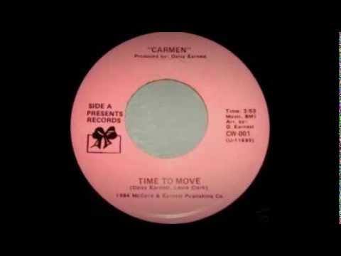 Carmen - Time to move (DJ Kicks Remix)