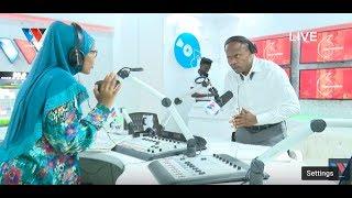 #LIVE : KURASA ZA MAGAZETI NA CHUMVI NDANI YA 88.9 WASAFI FM  (JAN 10, 2020)