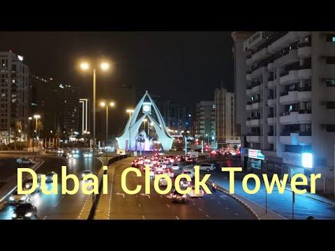 Deira Clock Tower in DUBAI