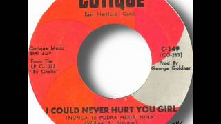 Chollo Rivera & Latin Soul Drives - I Could Never Hurt You Girl.wmv