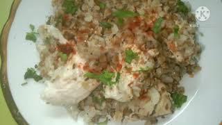 Бигус (Бигос)/ Как приготовить Бигус с гречкой и квашеной капустой./Рецепты для  Великого поста.