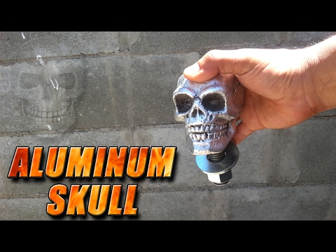 how to make molten aluminum