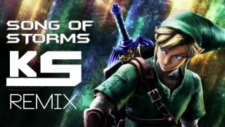 Zelda-Song of Storms (K.Solis Trap Remix)